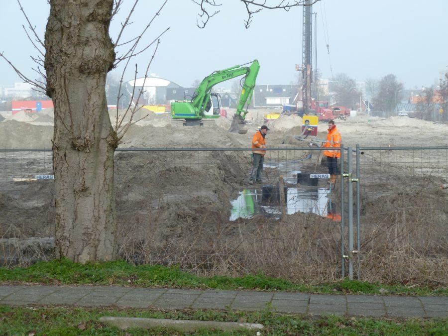 BK ingenieurs. Lijnbaangebied, Dorpshaven Zuid Aalsmeer