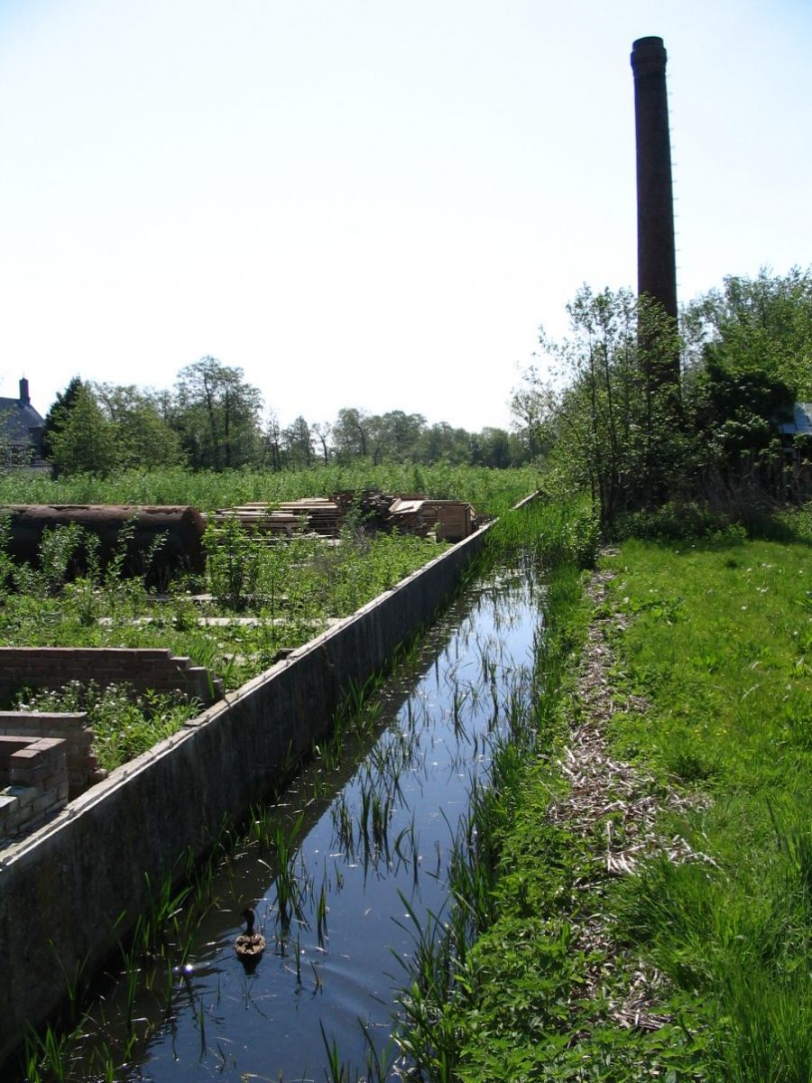 BK ingenieurs Dorpshaven Zuid, Lijnbaangebied Aalsmeer