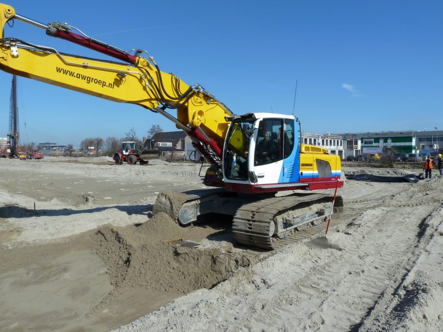 BK ingenieurs Lijnbaangebied, Dorpshaven Zuid Aalsmeer