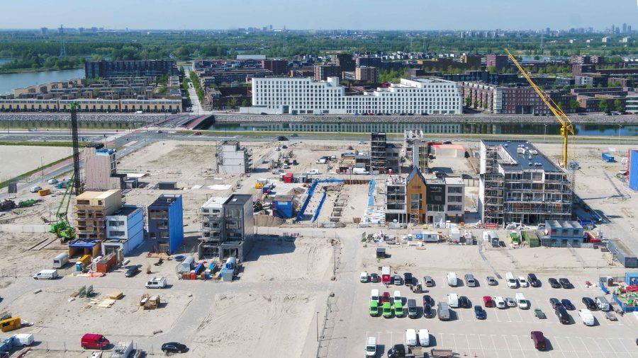 BK ingenieurs, BLVC-coördinatie, IJburg, Centrumeiland, Amsterdam