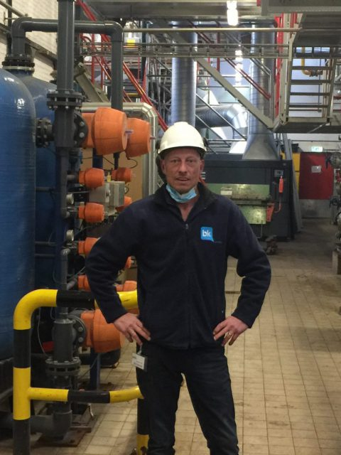 Ronald Stoel, BK ingenieurs, teamleider asbest Zoetermeer, chroom-6, lood, asbest, TSA, Transactie Scan Asbest