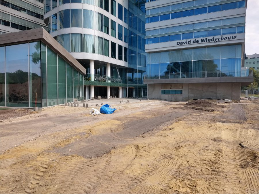 samenwerking, Agterberg b.v., BK ingenieurs, Universiteit Utrecht