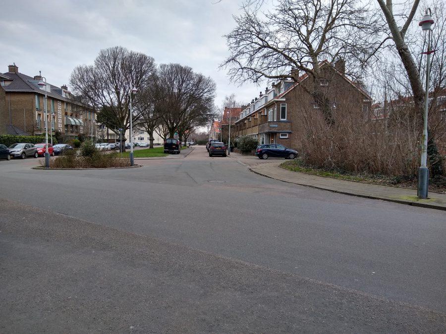 BK ingenieurs, gemeente Den Haag, vervangen gemengd rioolsysteem door gescheiden rioolsysteem. Muurbloemweg Bohemen-Noord.