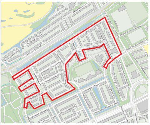 BK ingenieurs, Bohemen-Noord, Den Haag, rioolvernieuwing, herinrichting openbare ruimte